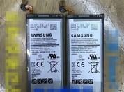 Lộ hình ảnh pin của Galaxy Note 8 sản xuất tại Việt Nam