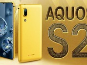 Sharp Aquos S2: điện thoại thực sự không viền đầu tiên trên thế giới