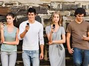 Điện thoại thông minh làm thanh thiếu niên dễ trầm cảm và tự tử