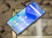 Video: Ra mắt Galaxy Note 7 với công nghệ bảo mật quét mống mắt