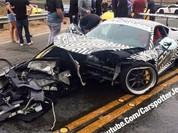 Video: Ferrari 458 nát đầu khi phô diễn sức mạnh