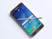 """Video: Galaxy Note 7 biến hình thành... """"cục gạch"""""""