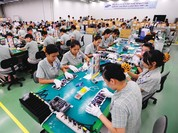 Việt Nam xuất khẩu 22,5 tỷ USD sản phẩm điện tử