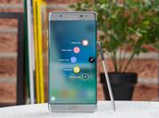 Khôi phục lỗi pin xong, Galaxy Note 7 lại tái xuất