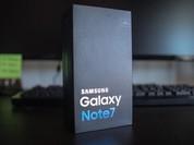 Cách nhận biết Galaxy Note 7 an toàn
