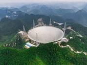 Kính viễn vọng lớn nhất thế giới bắt đầu săn người ngoài hành tinh