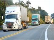 """VEC """"đuổi"""" 15.600 xe quá tải khỏi đường cao tốc"""