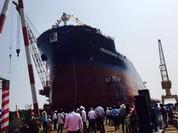 """Hạ thủy tàu 56.200 tấn, SBIC nói """"nhận được nhiều đơn hàng đóng mới"""""""