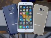 Fan cuồng vứt 9 siêu phẩm Android, mua iPhone 7