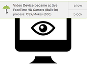 Làm thế nào để biết webcam có bị truy cập trái phép hay không?