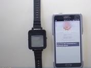 """Video: """"Hô biến"""" Nokia cũ thành smartwatch"""