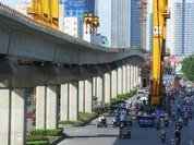 Đường sắt Cát Linh- Hà Đông treo thưởng tiến độ 2 triệu USD