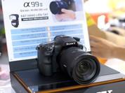 Sony Alpha A99 II về Việt Nam giá 70 triệu đồng