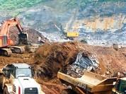 Khai thác khoáng sản sẽ phải nộp phí Bảo vệ môi trường