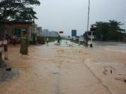 Đường sắt Bắc- Nam: Có 25/29 điểm bị sạt lở, ngập nước được khắc phục