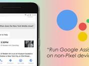 Cách cài đặt Google Assistant trên mọi điện thoại chạy Android Nougat