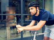 Mũ bảo hiểm xe đạp có khả năng gấp gọn dễ dàng