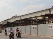 Hà Nội: Điều chỉnh 8 dự án giao thông cấp bách