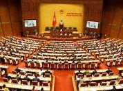 Kỳ họp thứ 2 Quốc hội khóa XIV tập trung cho công tác xây dựng luật
