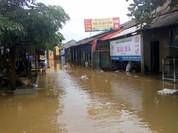Thiệt hại do mưa lũ tại Hà Tĩnh là trên 994 tỷ đồng, 6 người chết