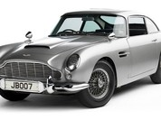 Chi 1 triệu USD để mua xe cổ Aston Martin DB5