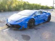 """Video: """"Nội công"""" của Lamborghini Huracan Spyder đạt 1.073 mã lực"""