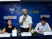 Công bố 50 doanh nghiệp CNTT hàng đầu Việt Nam 2016