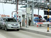 Chính phủ yêu cầu minh bạch số thu và triển khai thu phí không dừng tại các trạm BOT