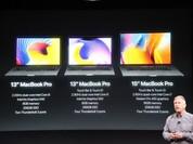 Apple trình làng MacBook Pro mỏng và cực nhẹ