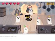 Chơi trò diệt ma quỷ trên Google Search