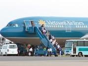 Gần 300 triệu hành khách đi lại trong tháng 10