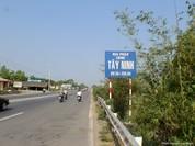 4 doanh nghiệp muốn tham gia dự án BOT đường nối TP. HCM với Campuchia