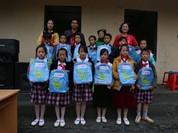 Hà Giang: Điểm trường Séo Lủng A được Canon hỗ trợ 3 phòng học, 1 phòng lưu trú