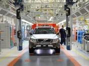 Volvo ngày càng tập trung vào Trung Quốc