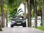 Khám phá đẳng cấp Mercedes S-Class phục vụ hệ thống Vinpearl