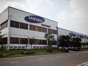 Samsung dẫn đầu các dự án FDI đổ vào Hà Nội