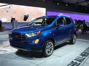 Ford EcoSport 2018 chính thức ra mắt