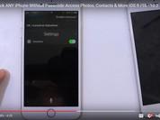 """Lỗ hổng trên iPhone 7 """"tiếp tay"""" tin tặc đọc trộm dữ liệu"""
