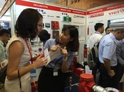 Lần đầu tiên triển lãm quốc tế về an ninh được tổ chức tại Hà Nội