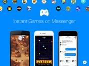 Facebook cung cấp game trên Facebook Messenger