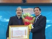 Phó Cục trưởng Cục Báo chí nhận Huân chương Lao động hạng Ba