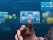 Hơn 560 nghìn DN đăng ký dịch vụ khai và nộp thuế điện tử