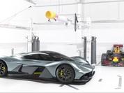 Aston Martin AM-RB 001 đạt tốc độ tối đa 400 km/h