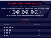 Vé trúng giải Jackpot 69 tỷ đồng ngày 7/12 được bán ở TP.HCM