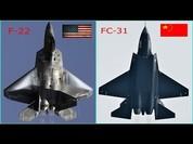 Video: Đọ tài J-31 (Trung Quốc) và F-22 Raptor (Mỹ)
