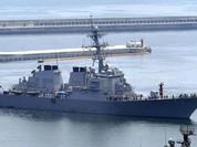 Trung Quốc hùng hổ phản ứng tàu Mỹ vào vùng đảo Tri Tôn
