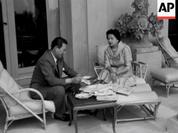Video: Phút thảnh thơi và khoảnh khắc chia ly trên đất Pháp của Bảo Đại và bà Nam Phương