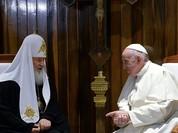 Cuộc gặp đầu tiên trong lịch sử của Đại Giáo chủ Nga và Đức Giáo hoàng La Mã