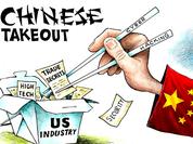 """Trung Quốc đã """"nuốt"""" những công ty công nghệ lớn nào của Mỹ, Nhật, Pháp?"""