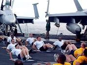 Hải quân Mỹ hạ tiêu chuẩn thể chất để giữ thủy thủ